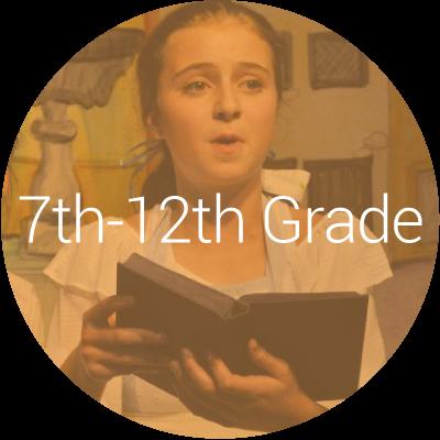 7-12 Grade Summer Classes